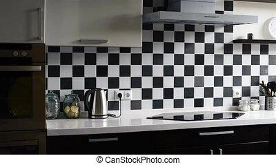 現代, 台所