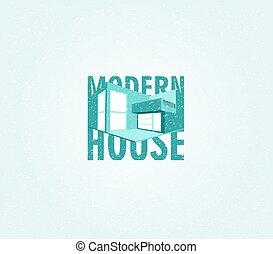 現代, 家