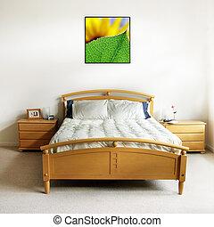 現代, 寝室