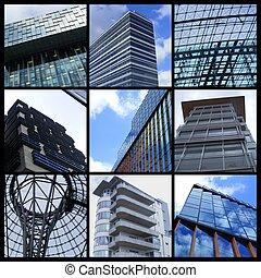 現代 建築, ヨーロッパ