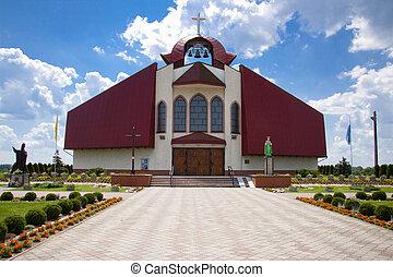 現代, 教会