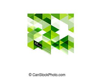 現代, 樣板, 几何