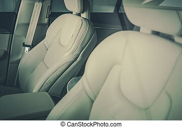 現代, 汽車座位