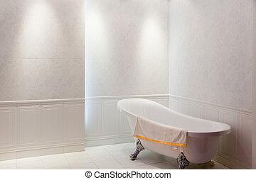 現代, 浴室