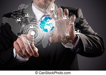 現代, 無線の技術, そして, 社会, 媒体