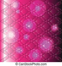 現代, 背景, 技術, ピンク