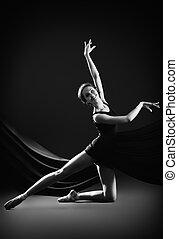 現代, 芭蕾舞