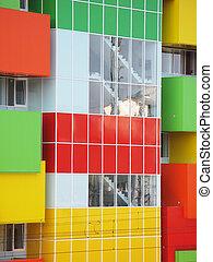 現代, 都市, 建築