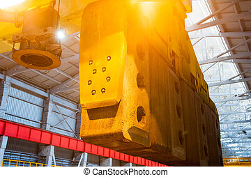 現代, 鋳物工場, アルミニウム, 大きい