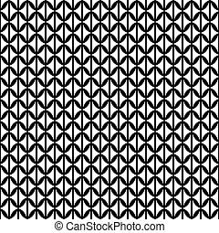 現代, pattern., seamless, イラスト, ベクトル, 民族, 幾何学的