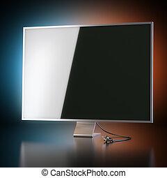 現代, tv スクリーン