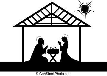 現場, nativity