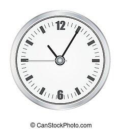 現実的, ベクトル, 腕時計, イラスト