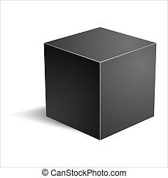 現実的, 立方体