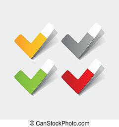 現実的, element:, デザイン, 幾何学的