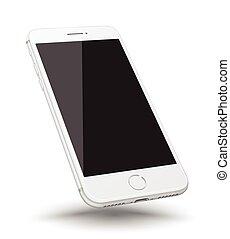 現実的, smartphone, 実物大模型