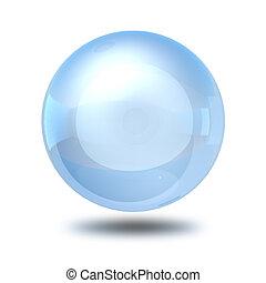 球, ガラス玉