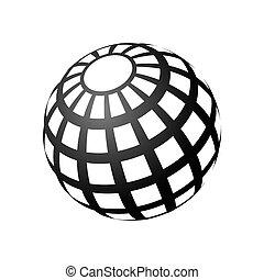 球, 抽象的, 要素