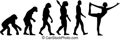 瑜伽, 演化