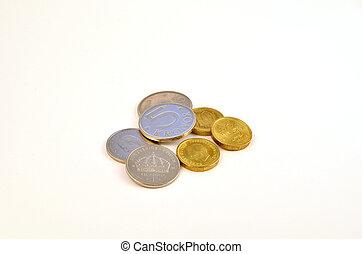 瑞典語, 貨幣