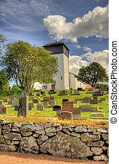 瑞典, 教堂,  morlanda