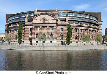 瑞典, 議會