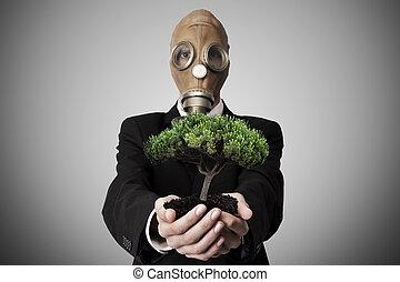 環境の 保存