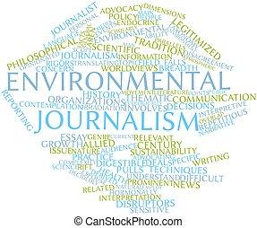 環境, ジャーナリズム