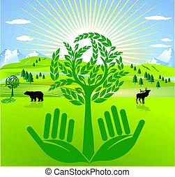環境, 予防, 保護