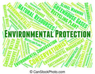 環境, 日, ∥示す∥, 保護, 地球, ジャム
