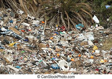 環境, 污染