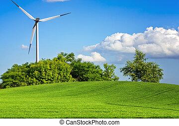 環境, 緑