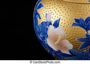 瓷器, 陶器