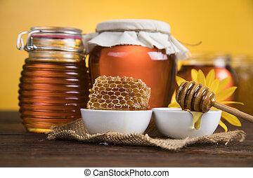 甘い, 蜂蜜
