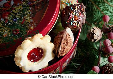 甜面包, 聖誕節