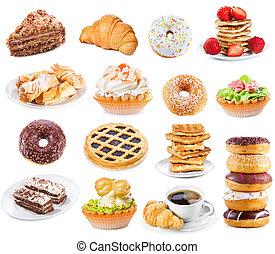 甜, 不同, 集合, 產品