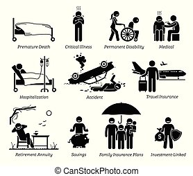 生命保険, protection.