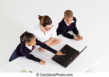 生徒, 予備選挙, 教師
