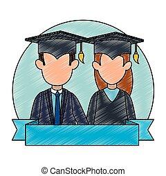 生徒, 卒業した, 恋人, 特徴