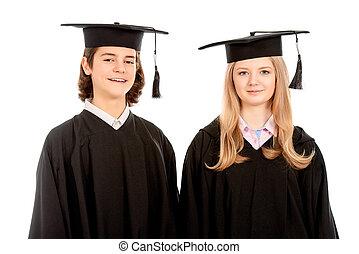 生徒, 卒業