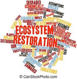 生態系, 恢復