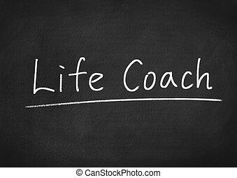 生活, コーチ