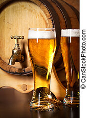 生活, 仍然, 草稿, 啤酒