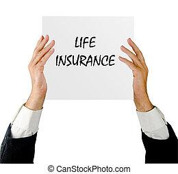 生活, 広告, 保険