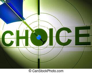 生活, 決定, 仕事, 選択, 家, ショー