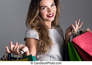 生活, 私, 部分, 買い物