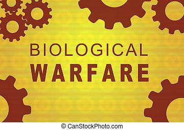 生物学である, 概念, 戦争