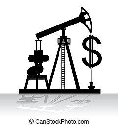 生產, 以及, 銷售, ......的, 油