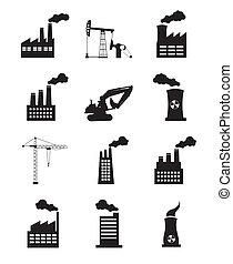 産業, アイコン