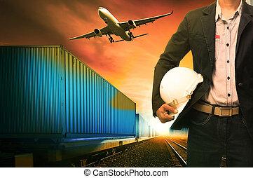 産業, 交通機関